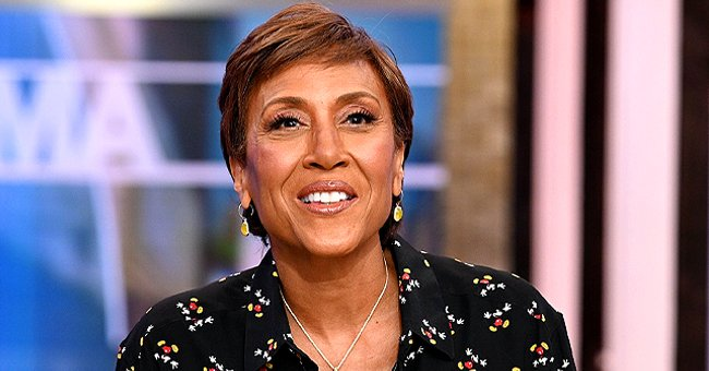 Robin Roberts Stuns Wearing a Yellow Sustainable Dress Designed by AMUR — See Her Outfit
