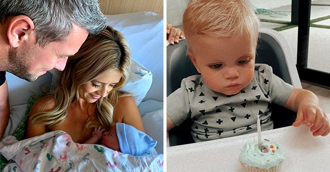 Here's How Ant & Christina Anstead Celebrated Their Son Hudson's 1st Birthday