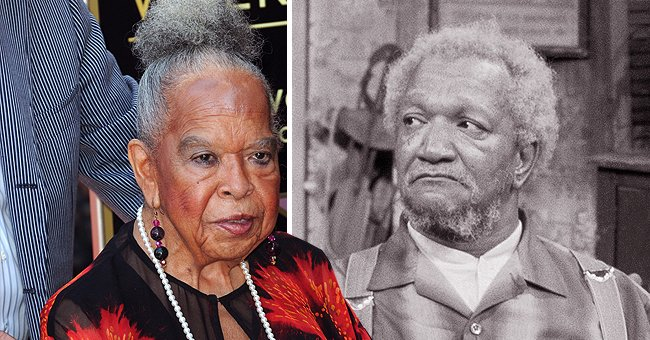Della Reese Once Opened up about Comedian Redd Foxx's Final Moments before His Death at 68