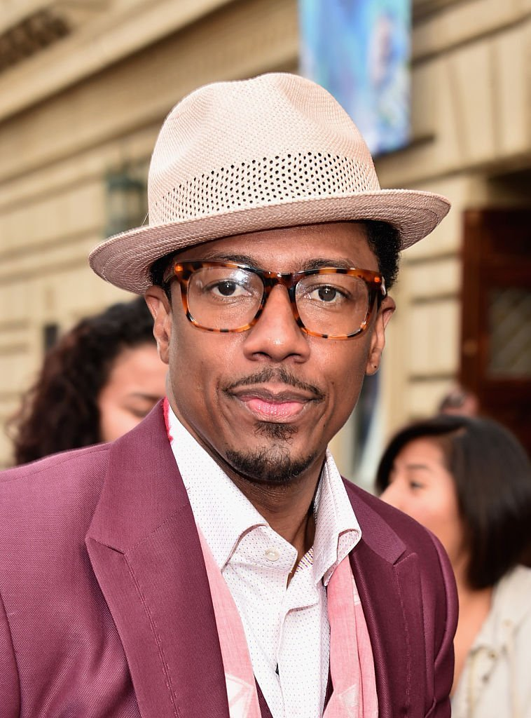 "TV host Nick Cannon attends NBC's ""America's Got Talent"" Season 11 Kickoff at Pasadena Civic Auditorium 