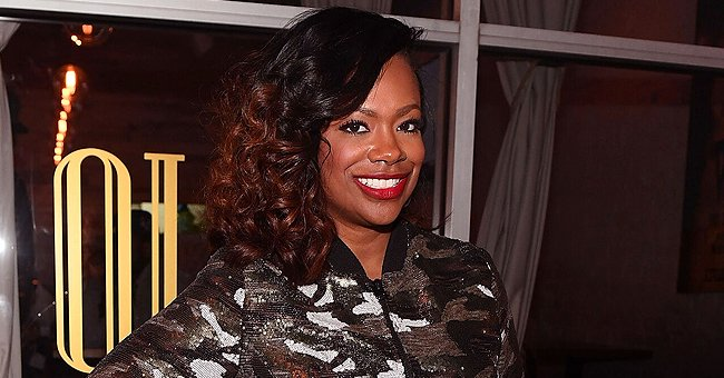 Kandi Burruss' Baby Daughter Blaze Tucker Shows off Her Adorable Smile in New Video