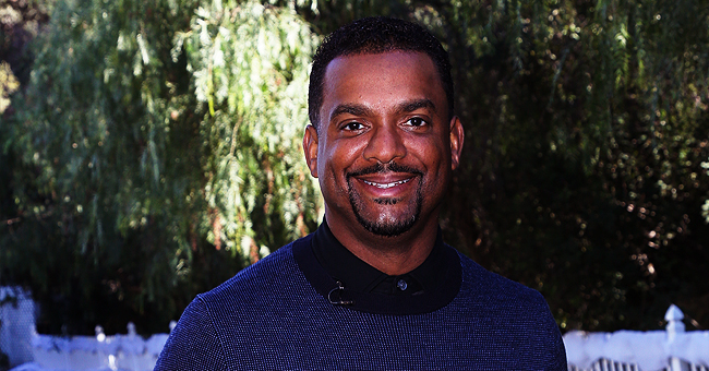 Alfonso Ribeiro's Wife Angela Shares Photos of Their Blue-Eyed Baby Daughter Enjoying Her Time in Paris