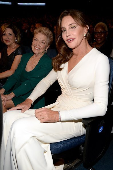 Caitlyn Jenner (R) and mother Esther Jenner attend The 2015 ESPYS at Microsoft Theater on July 15, 2015 in Los Angeles, California | Photo: Getty Images