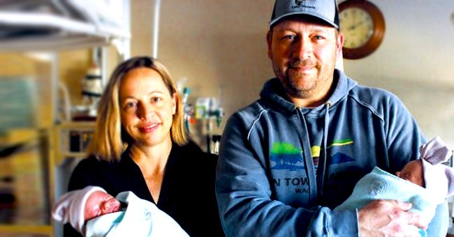 Minnesota Couple Are Parents of Twins Born in Different Decades