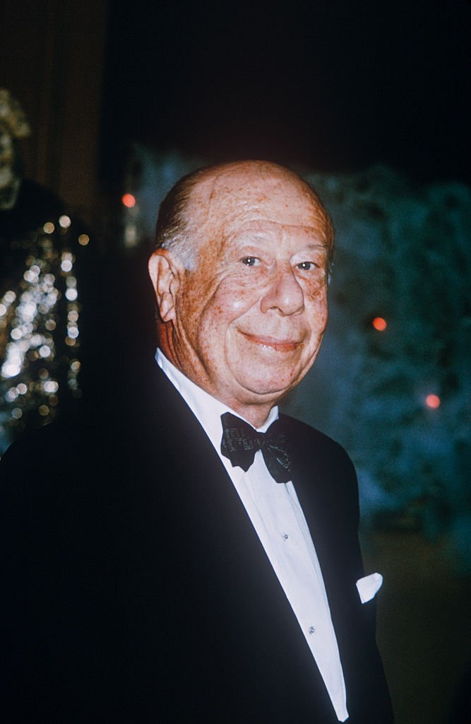 Late Bert Lahr posed for a portrait in a tux on January 01, 1970   Photo: Getty Images