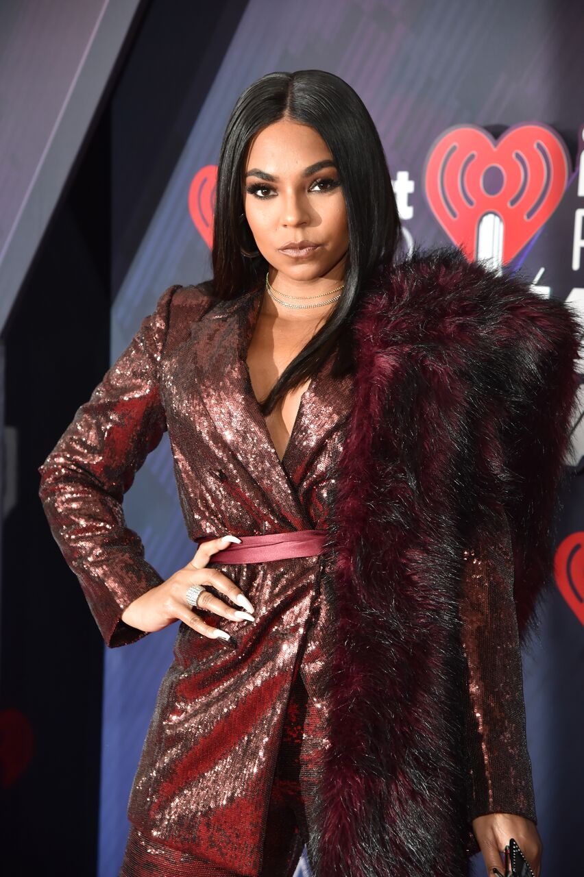 Murder Inc. singer Ashanti/ Source: Getty Images