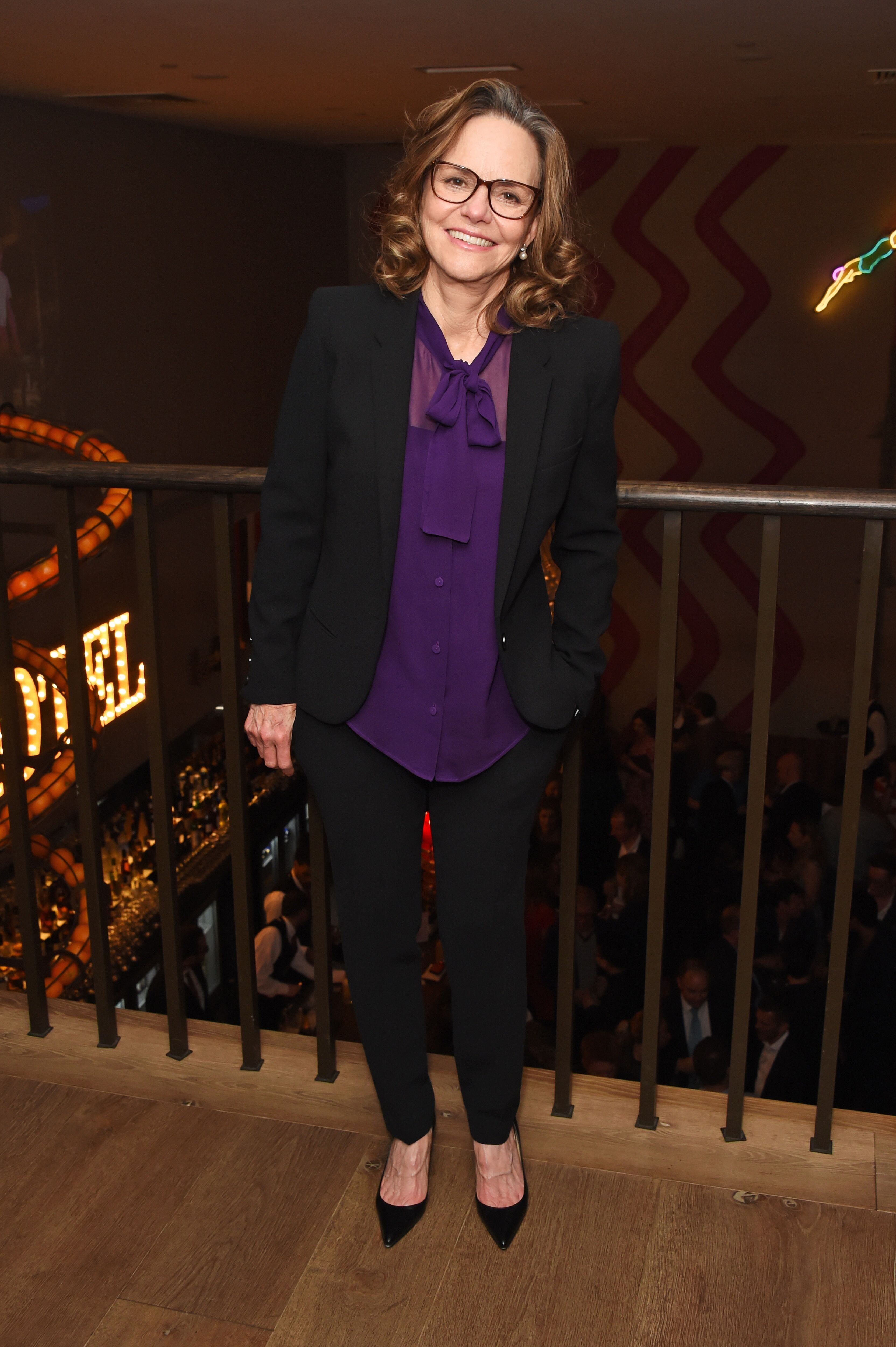 """Sally Field attends the press night after party for """"All My Sons."""" 