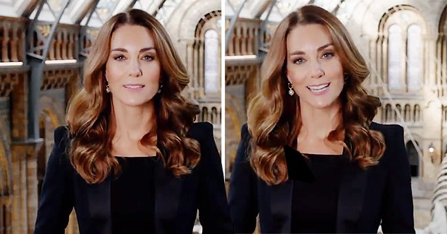 Kate Middleton Wows during Glam Appearance at National History Museum in a Chic Black Blazer
