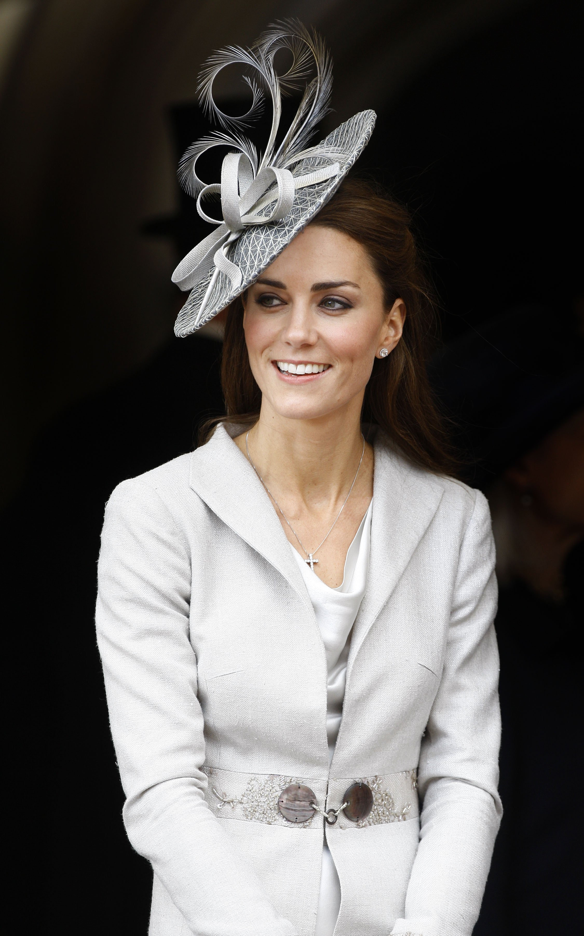 Kate Middleton at the 2011 Order of the Garter in Windsor, England | Photo: Getty Images