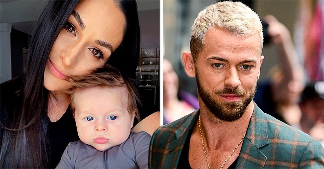 Us Weekly: Nikki Bella Hopes Son Matteo Would Stay with Her If She and Artem Chigvintsev Split