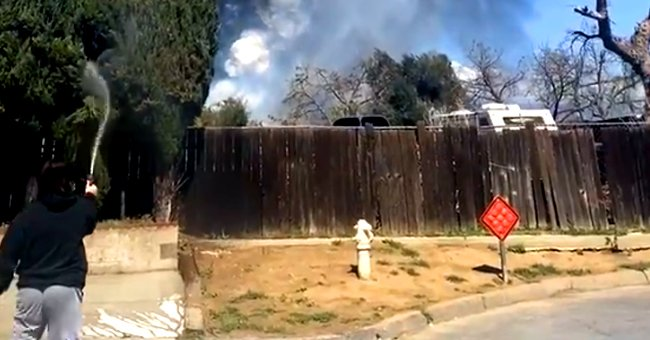 Firework Explosion in California Forces People to Evacuate, Takes the Lives of 2 People & a Dog