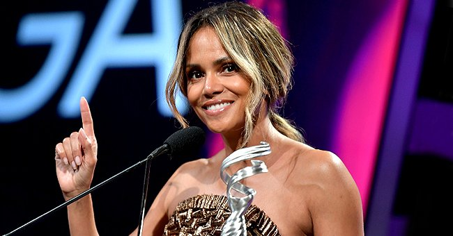 Halle Berry Gives Glimpse at the Inspirational Book That Helped the Actress Find Her Own Voice