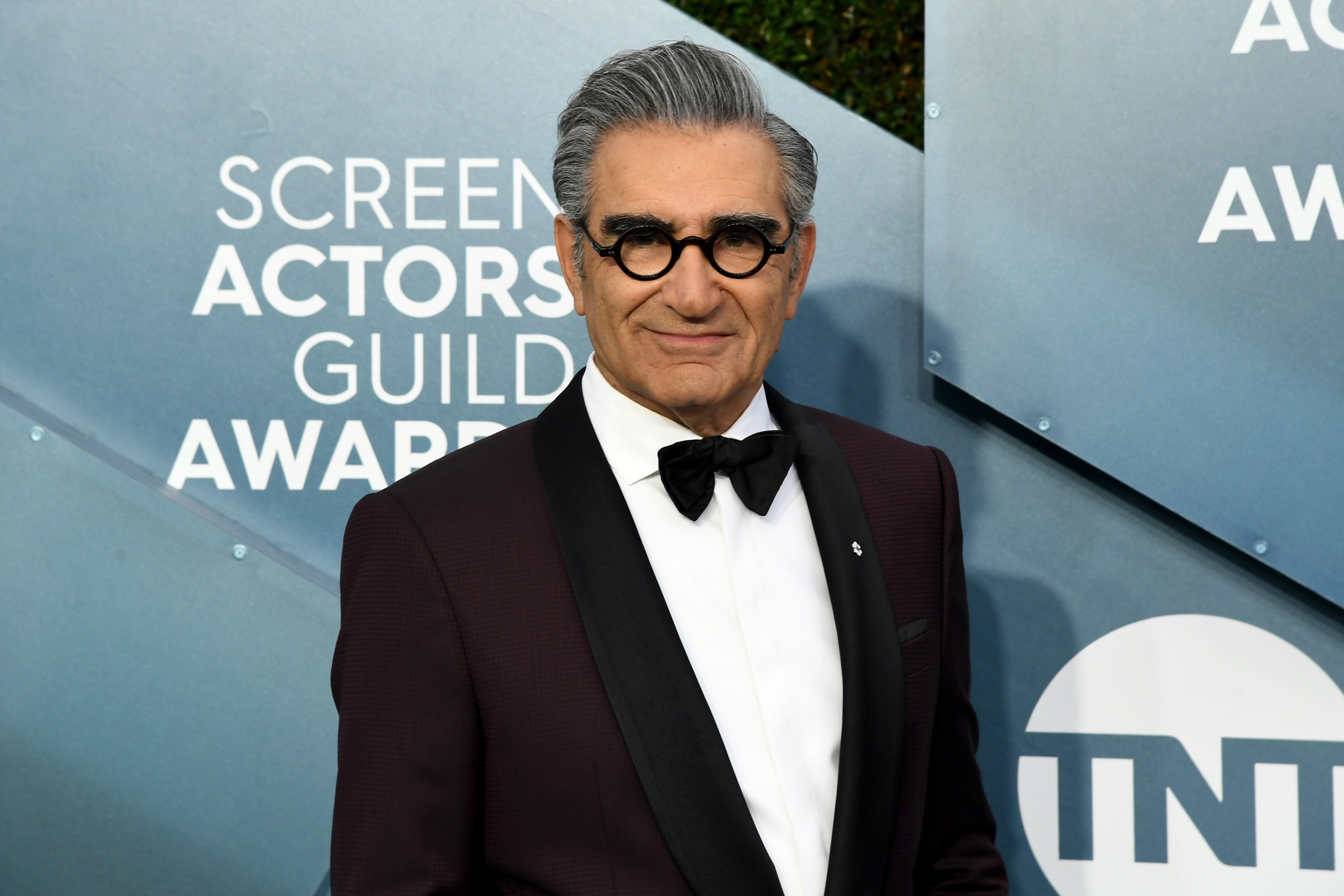 Eugene Levy attends the Screen Actors Guild Awards | Photo: Getty Images