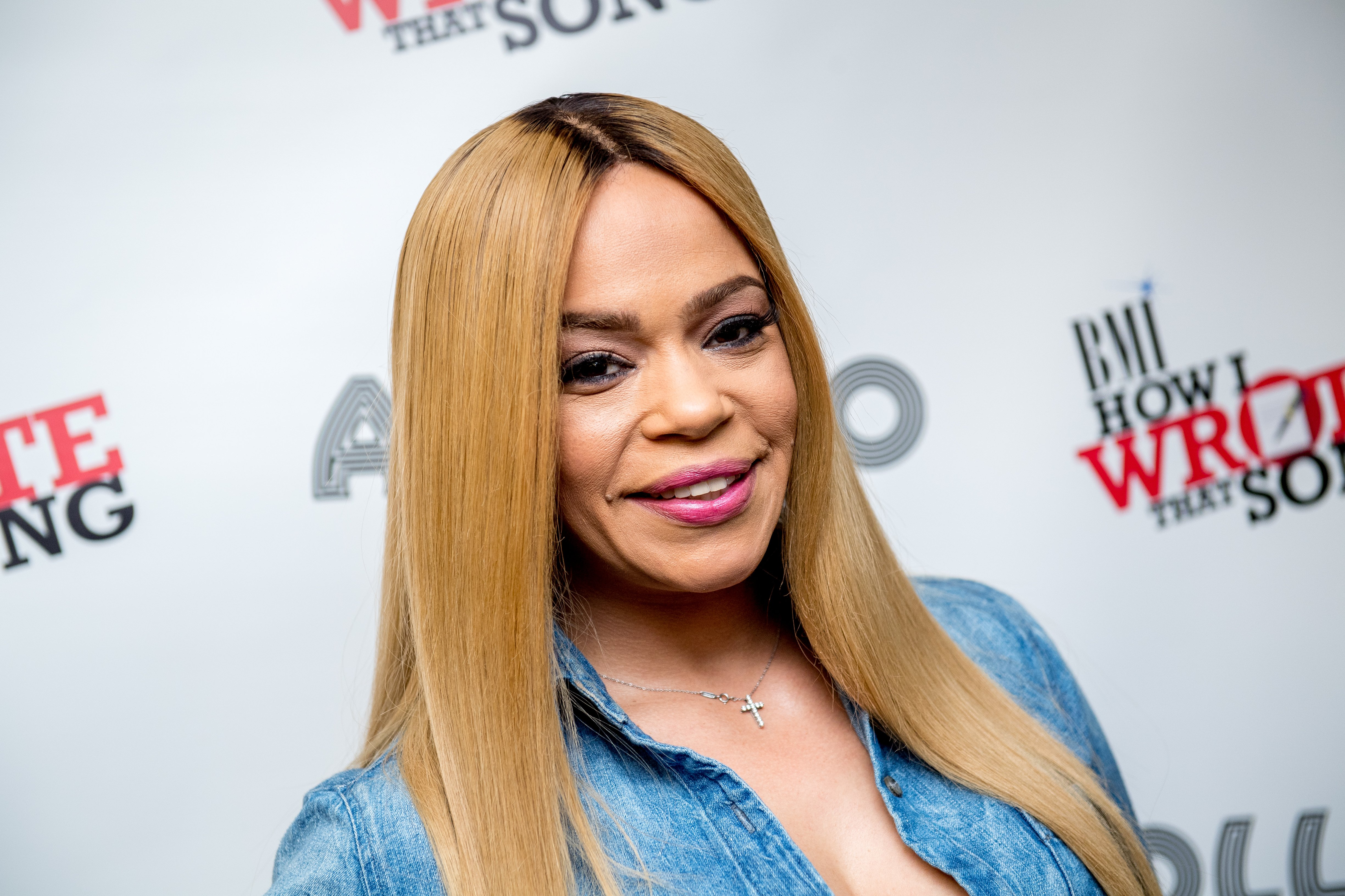 Faith Evans arrives at the BMI's How I Wrote That Song 2018 on January 28, 2018 in New York City. | Photo: Getty Images