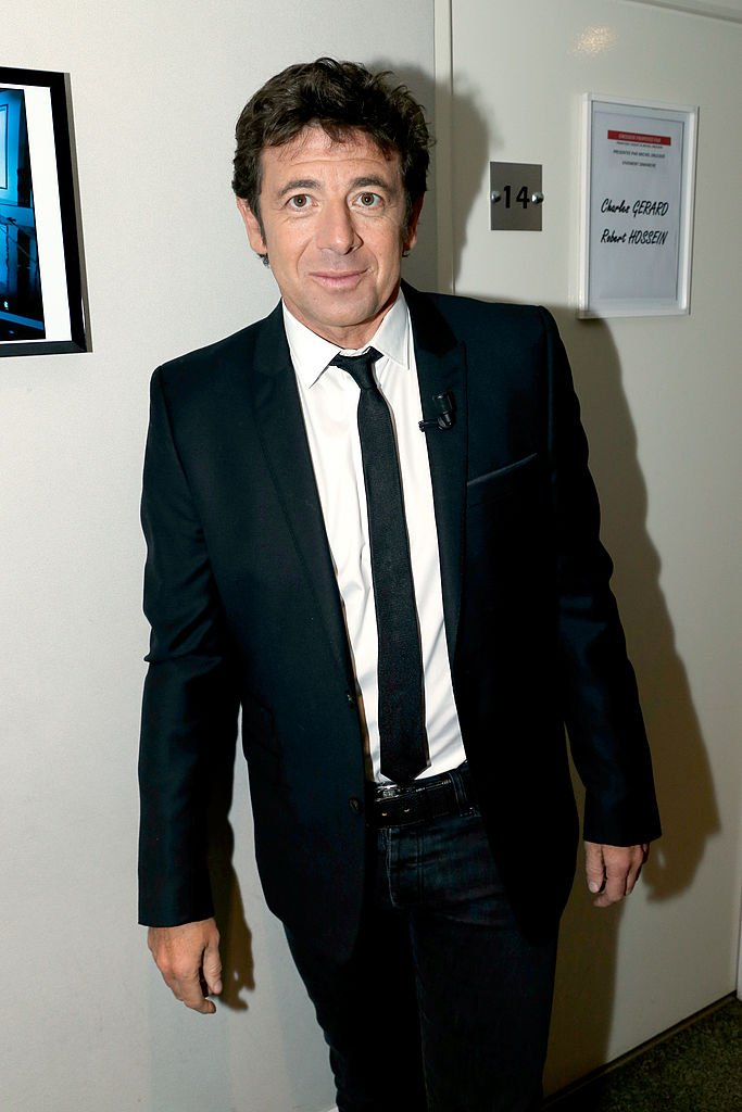 Patrick Bruel   photo  : Getty Images