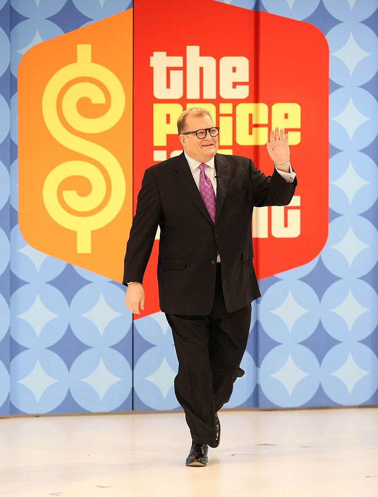 "Drew Carey during the 100th episode of ""The Price is Right"" filmed in Los Angeles, California on February 5, 2008 