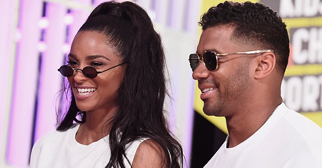 Pregnant Ciara Had Special Breakfast in Bed and Room Full of Red Roses on Mother's Day