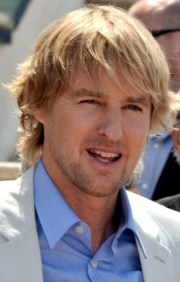 Owen Wilson at the Cannes film festival. | Source: Wikimedia Commons