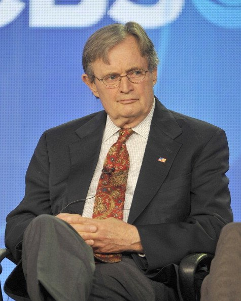 Actor David McCallum attends the CBS 2012 Winter Press Tour at The Langham Huntington Hotel   Photo: Getty Images