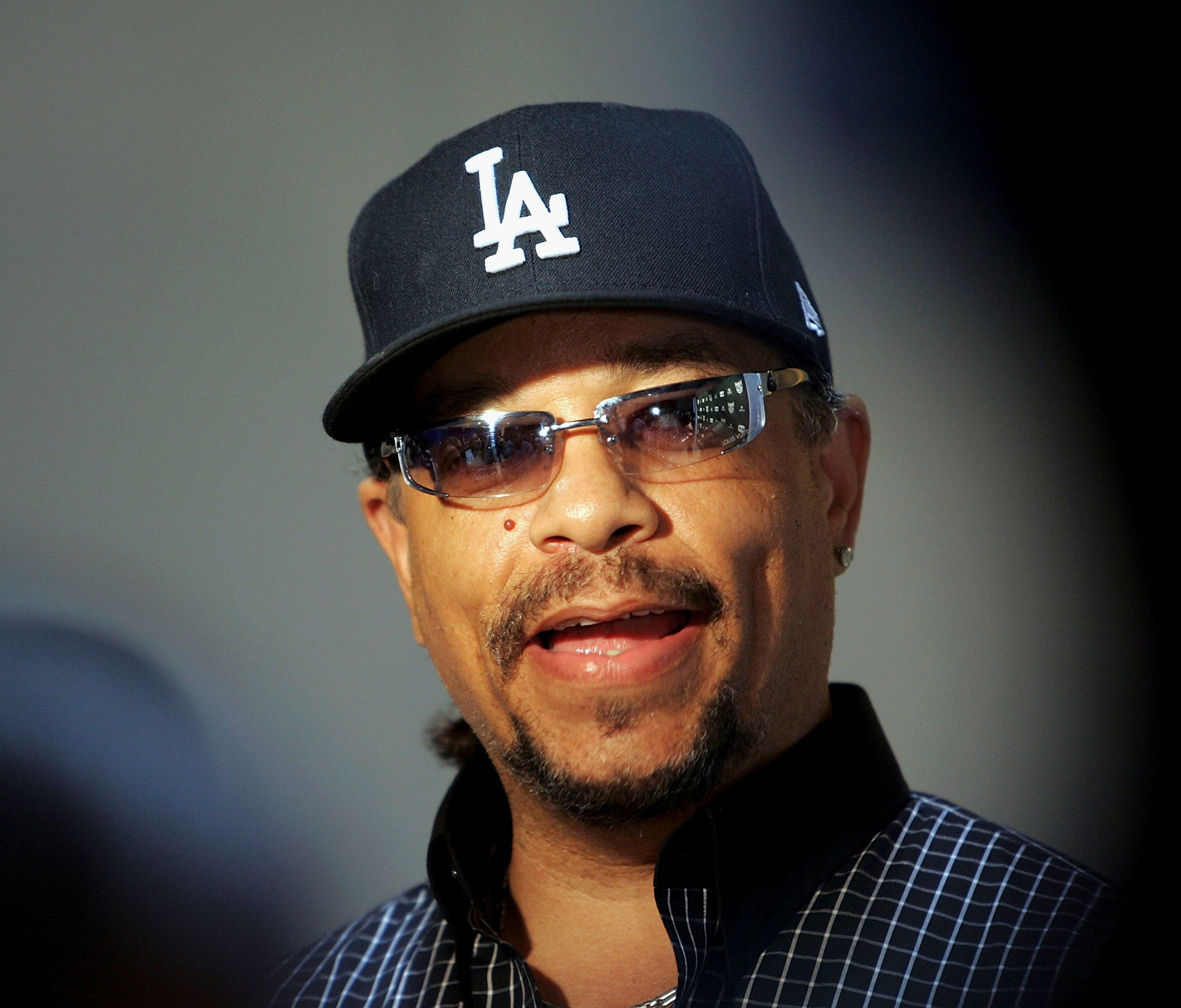 Ice-T attends VH1's 2005 Hip Hop Honors Pre-party at Splashlight Studios. | Source: Getty Images