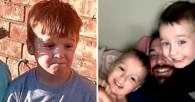 Father Mourns the Death of His 4-Year-Old Son Who Was Kidnapped