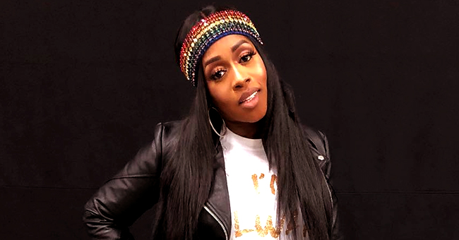 Remy Ma Shows off Her Tiny Waist in Tight Outfit 8 Months after Giving Birth