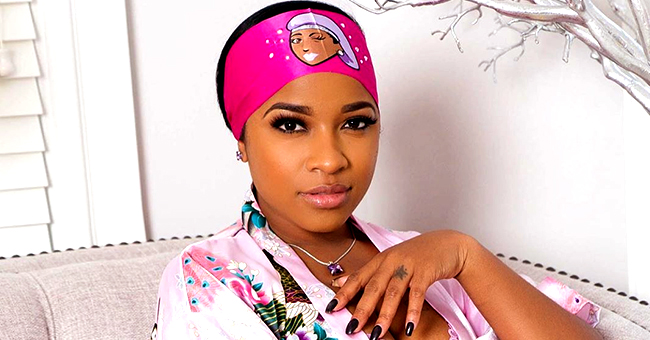 Toya Wright of 'TI & Tiny: Friends & Family Hustle' Celebrates 36th Birthday with Close Friends at a Pink-Filled 'Ladies' Night' Party