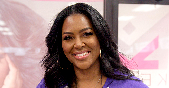 Us Weekly: Kenya Moore Says She's Bored of Marlo Hampton, Says RHOA Cast Needs Something New