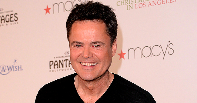 Donny Osmond Is All Smiles with His 4 Brothers and Henry Fonda in a Rare Throwback Photo