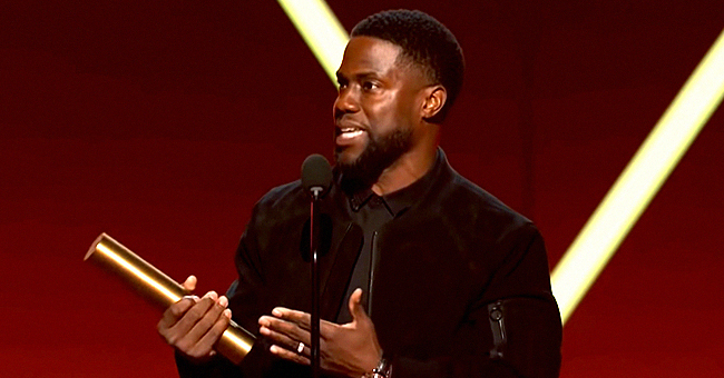 Kevin Hart Gets Standing Ovation during People's Choice Awards Win in 1st Official Appearance since September Car Crash