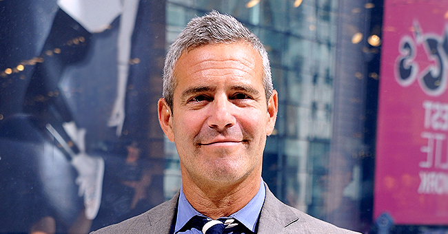 Andy Cohen of WWHL and Son Benjamin Flash Matching Smiles in a Sweet Father-Son Selfie