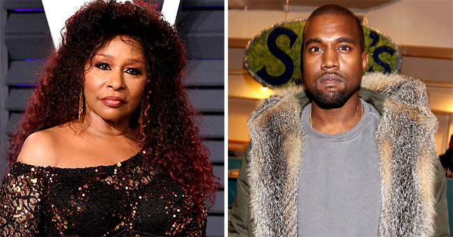Chaka Khan Was 'Pissed' at How Kanye West Used Her Vocal Sample in 'Through the Wire'