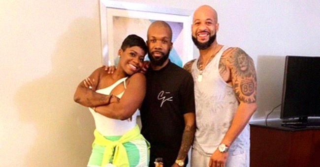 Fantasia's Husband Hires Private Chef to Cook Surprise Dinner on 35th Birthday