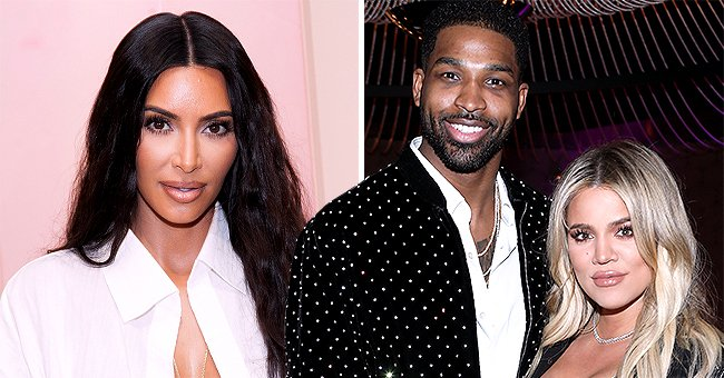 Kim Kardashian from KUWTK Slams Reports That She Booed Khloé's Ex Tristan Thompson at Basketball Game