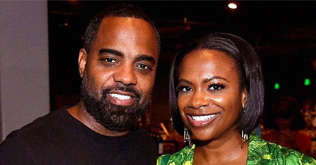 Kandi Burruss Shares 1st Photo of Daughter Blaze Tucker after Welcoming the Child via Surrogate