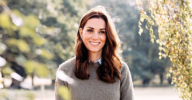 Kensington Palace Shares Unseen Photo of Kate Middleton Wearing Jeans for Her 38th Birthday