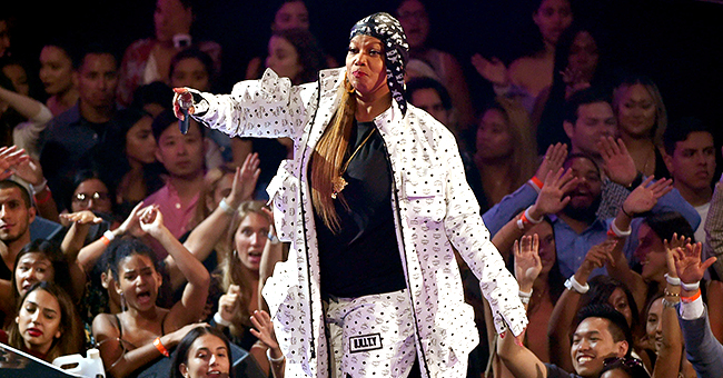 Queen Latifah Stole the Show with Her Epic Rap in Finale Performance at the VMAs