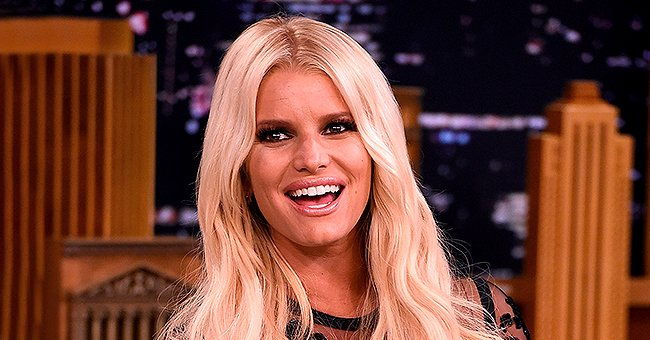 Jessica Simpson Shares Explanation She Gave to Her Kids about Her Alcohol Addiction