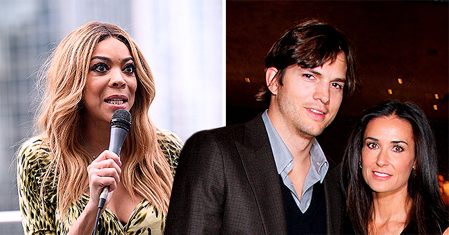 Wendy Williams Thought Ashton Kutcher 'Was Cooler Than All of This' as Demi Moore Releases Memoir