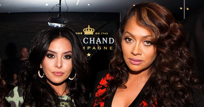See La La Anthony's Loving Message to Vanessa Bryant on 1st Anniversary of Kobe & Gigi's Deaths