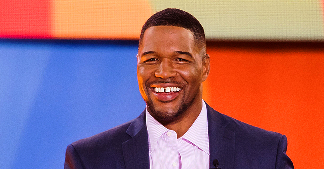 Former NFL Player and GMA Host Michael Strahan Celebrates Son's Birthday with Cute Photos