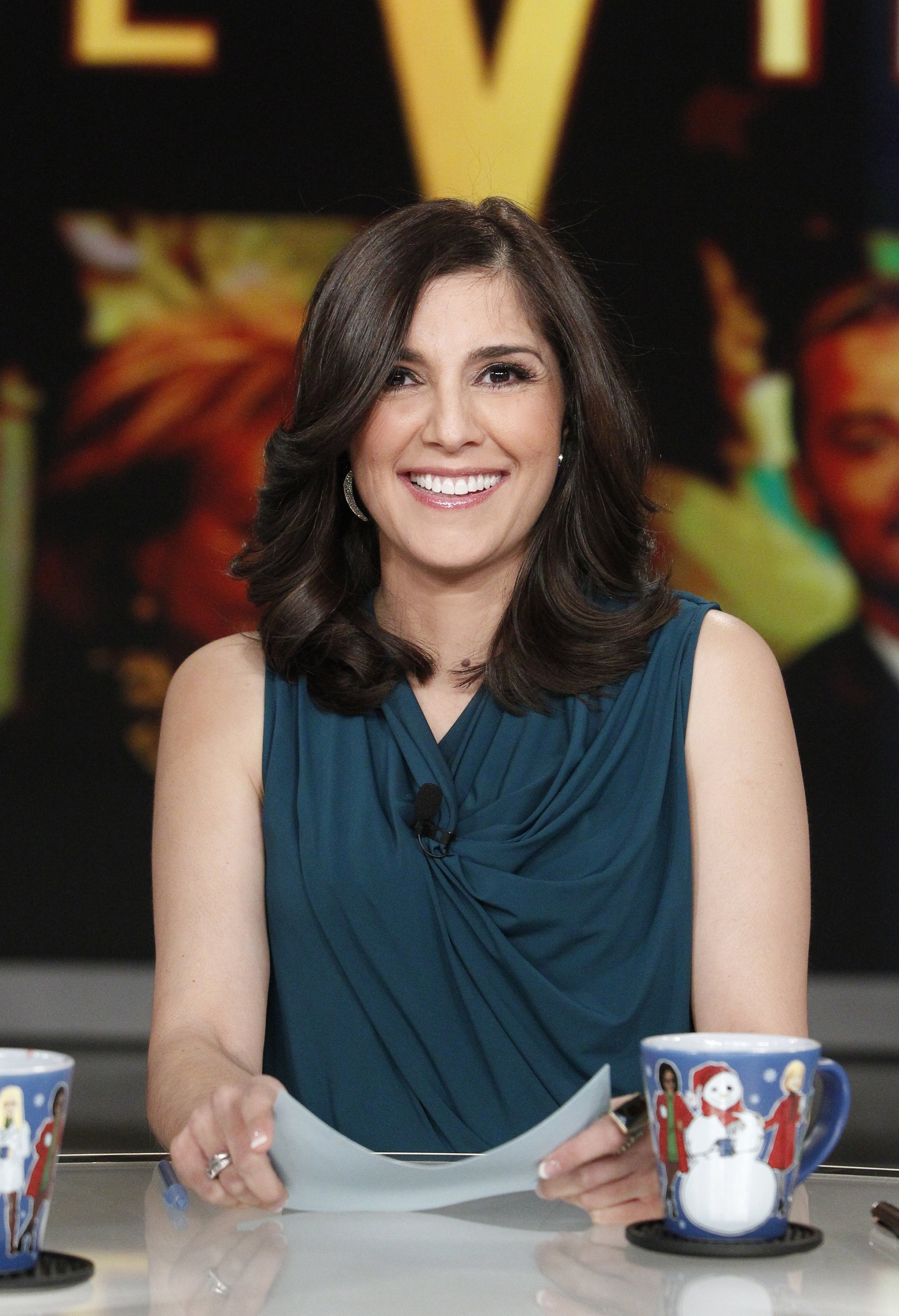 """Rachel Campos-Duffy, who is married to Congressman Sean Duffy of Wisconsin, is a guest co-host of """"THE VIEW,"""" 3/5/14 