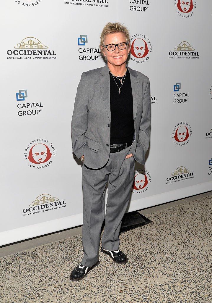 Amanda Bearse at The Broad Stage on December 8, 2015 in Santa Monica, California | Source: Getty Images/Global Images Ukraine