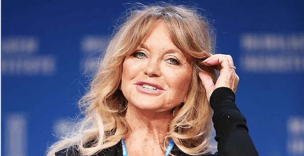 Goldie Hawn: A Glimpse into Her Skincare Secrets