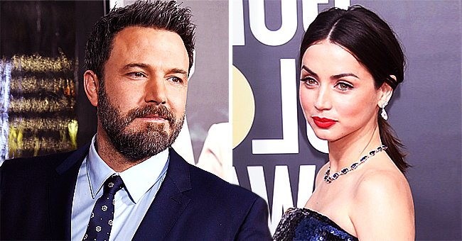 People: Ben Affleck & Co-star Ana de Armas Shared an Attraction from the Start during Filming