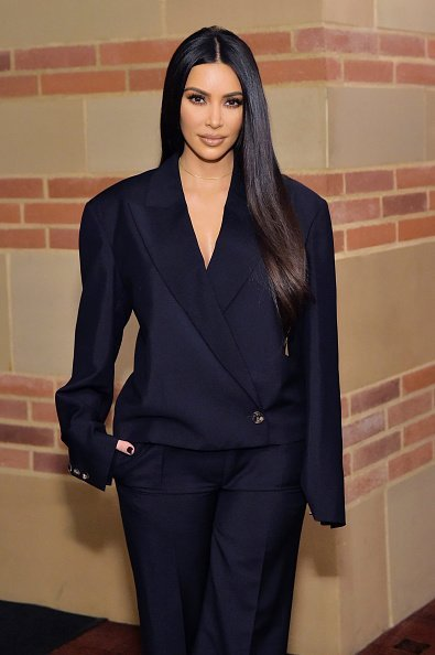 Kim Kardashian West attends The Promise Armenian Institute Event At UCLA on November 19, 2019 | Photo: Getty Images