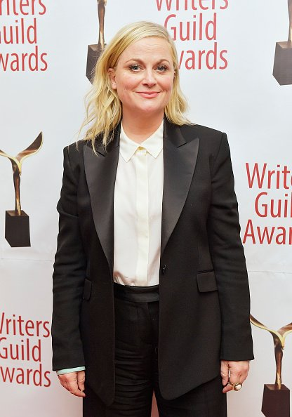 Amy Poehler at Edison Ballroom on February 01, 2020 in New York City | Photo: Getty Images
