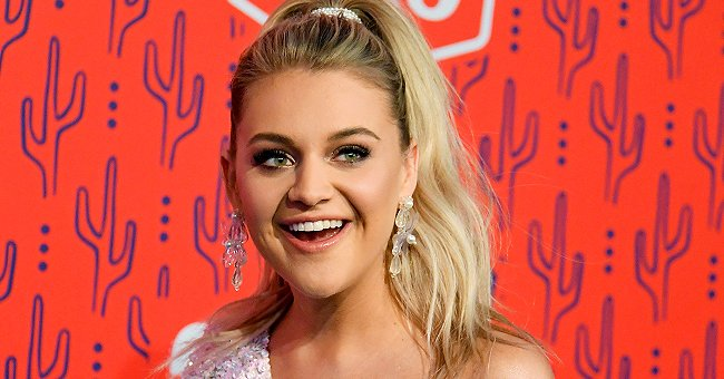 Check Out Country Star Kelsea Ballerini in This Stunning Silver Dress at the 2020 CMT Awards