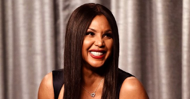 Toni Braxton's Youngest Son Diezel Steps Out in a Convertible — Check Out His Growing Hair