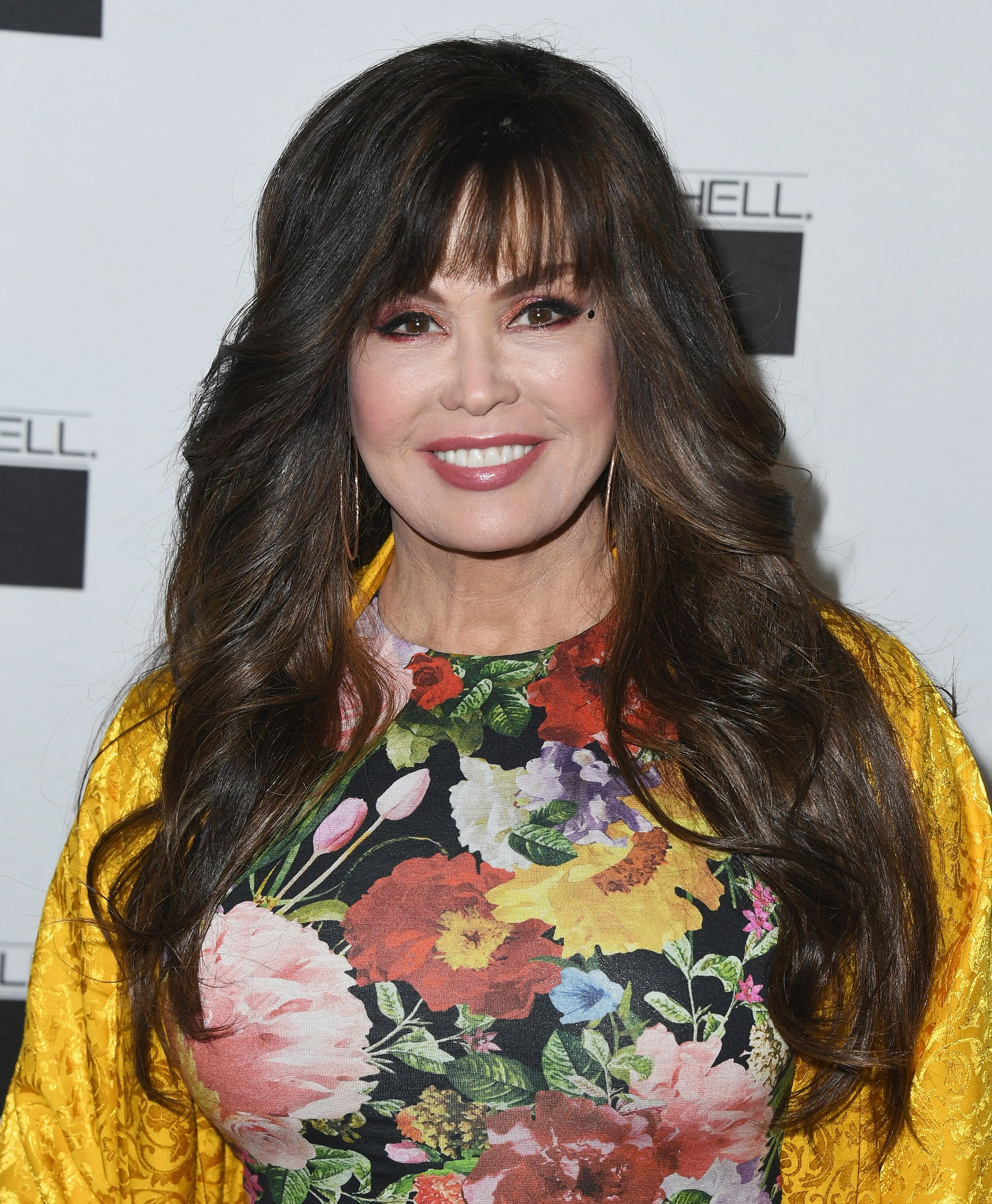 Marie Osmond attends Paul Mitchell School's 15th Annual FUNraising Gala at The Beverly Hilton Hotel | Getty Images